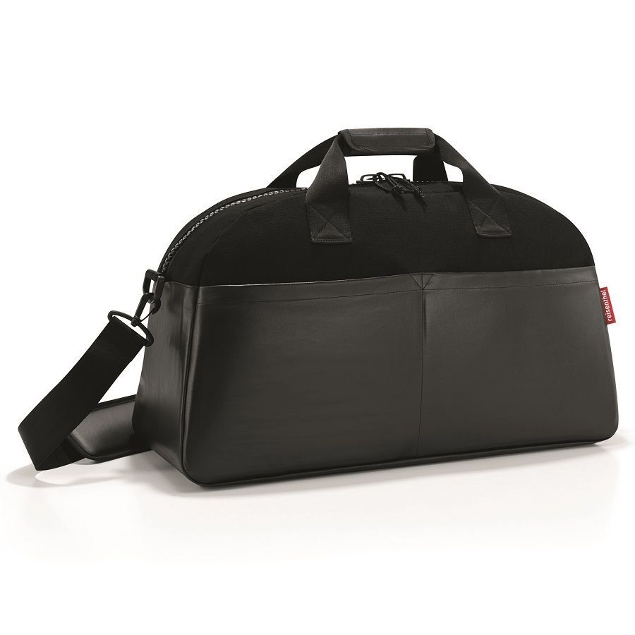 Сумка overnighter canvas black