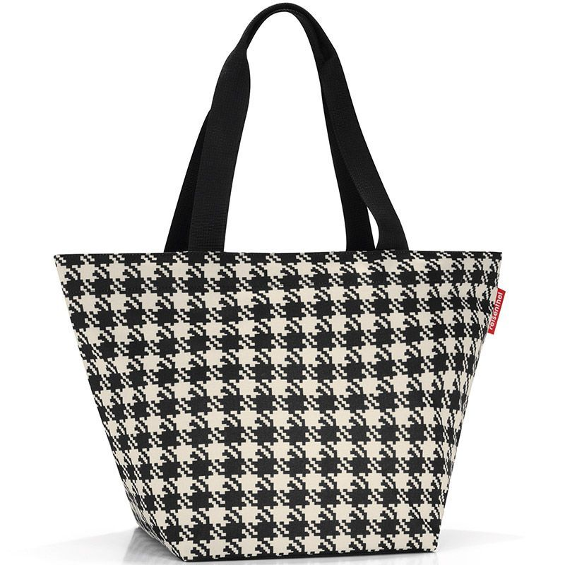 Сумка shopper m fifties black