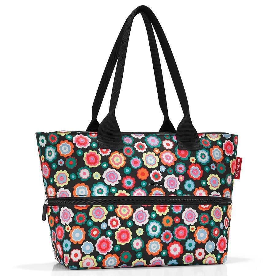 Сумка shopper e1 happy flowers